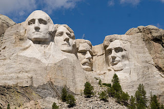 Mount Rushmore Abraham Lincoln