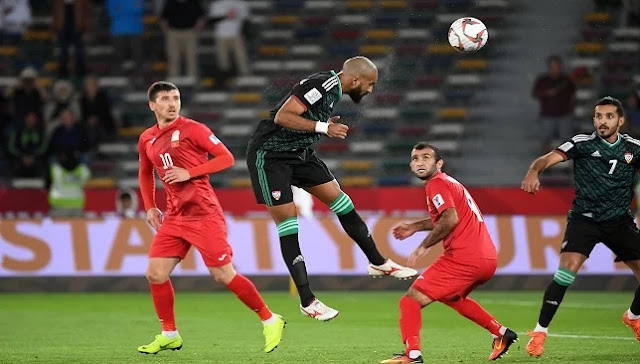 صور مباراة الامارات قيرغستان