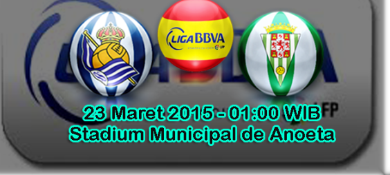 Real Sociedad Vs Cordoba