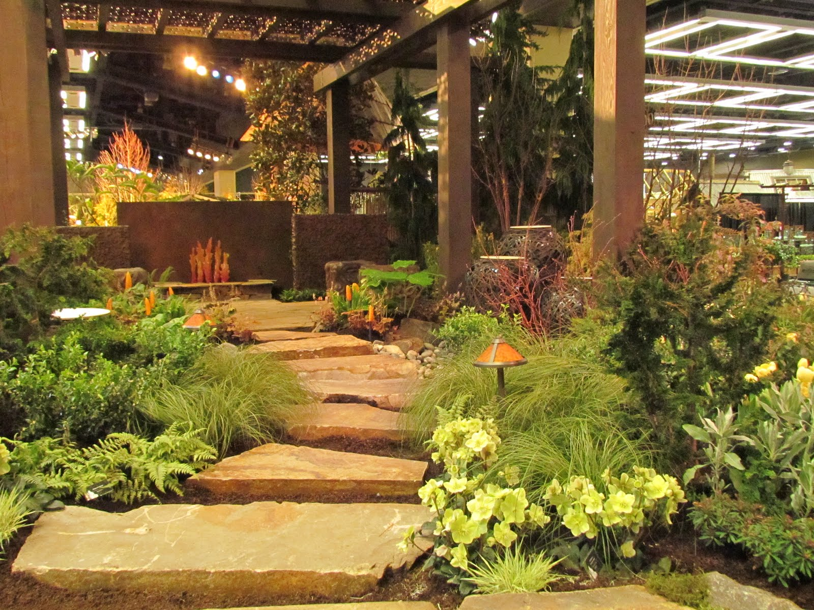 Bwisegardening brief reflections from northwest flower for Garden design channel 4