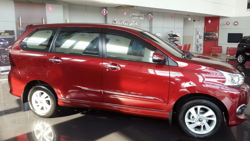 Spesifikasi dan Harga Toyota Avanza Veloz Terbaru