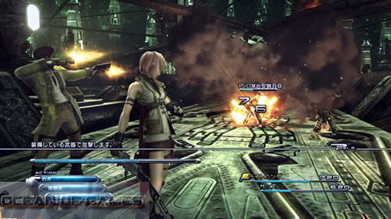 download final fantasy 13 pc free full version