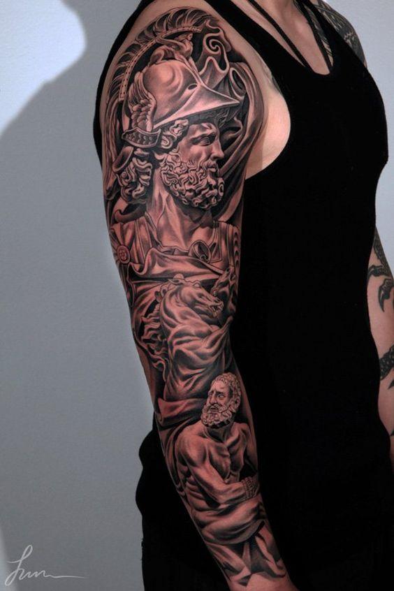 Los Mejores Tatuajes En El Brazo Para Chicas Y Chicos Belagoria