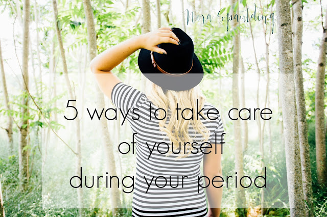 5 ways to take care of yourself during your period