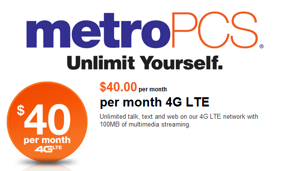 Metro PCS is a prepaid no contract carrier that runs off the T-Mobile 4G LTE network. Metro PCS is compatible with all unlocked GSM devices and even offers its own branded phones from companies such as LG and Samsung.