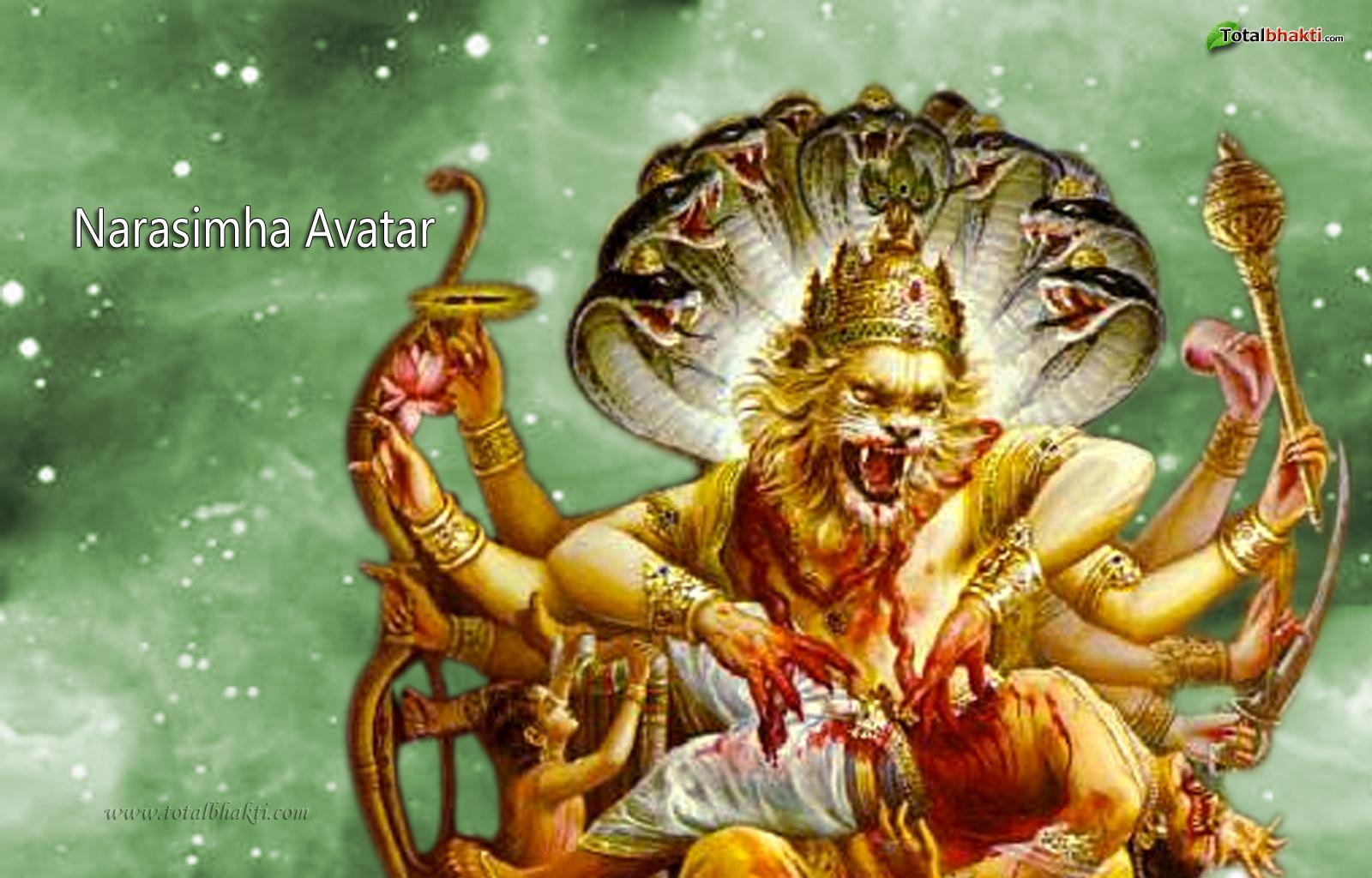 Lord Ganesha Animated Wallpapers Lord Narasimha Miracles Images Photos Wallpapers Hd