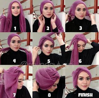Hijab Untuk Perpisahan SMA