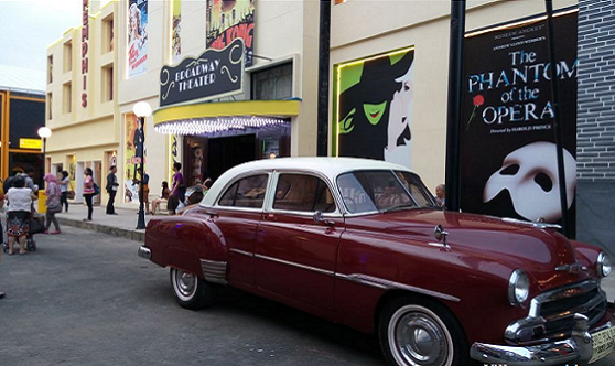 Zona Hollywood, Museum Angkut Kota Batu