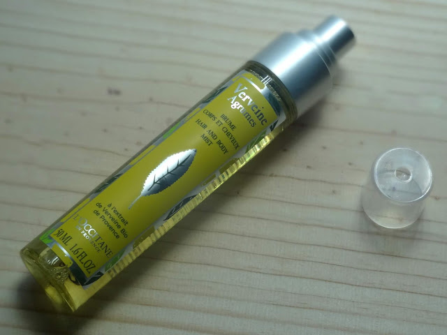 L'Occitane Citrus Verbena Collection