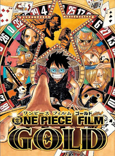 One Piece Film: Gold ( 2016 )