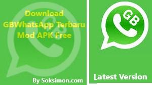 Download GBWhatsApp Versi Terbaru 2019 APK Mod