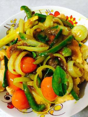 Resepi Ringkas Dowry Fish Thai Yang Mudah Lagi Sedap