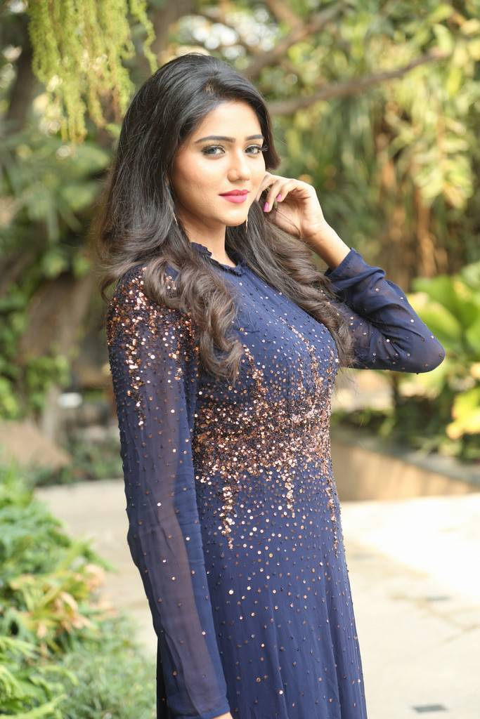 Shalu Stills At Sutra Exhibition Curtain Raiser