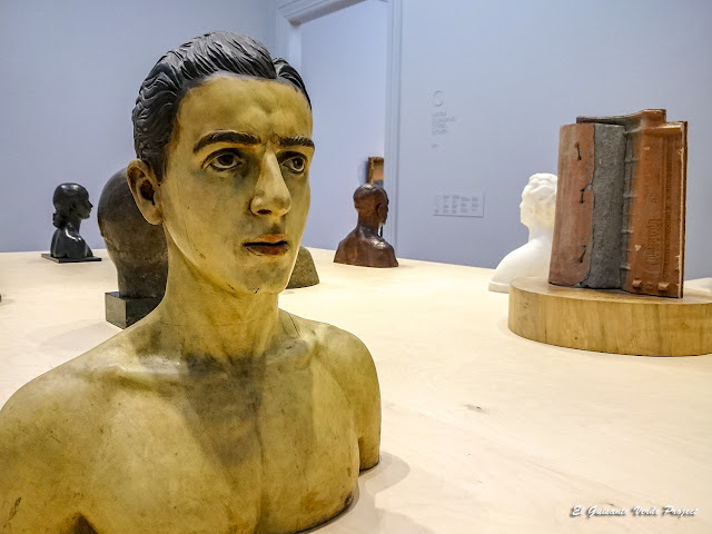 Busto de Félix Rubio, Ecenarro por EGVP