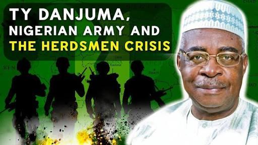 Army dismisses Gen TY Danjuma's claims on Herdsmen killings
