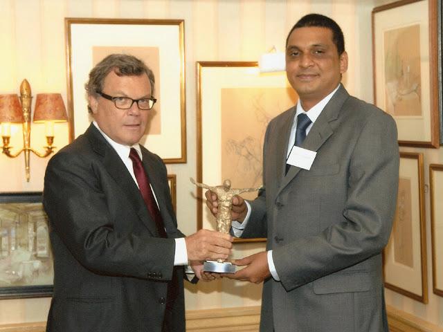 iqbal mohammed sir martin sorrell wpp atticus award 2006