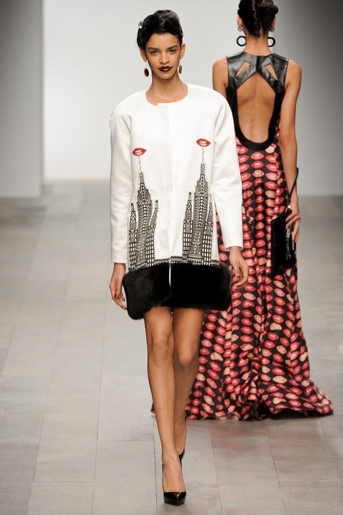 Fashion Runway : Holly Fulton Fall-Winter 2011-2012 LFW ...