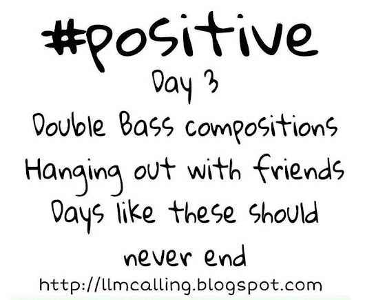 day 3 #positive #oneword365
