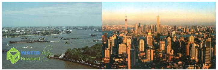 Thủ thiêm được cho có tiềm năng như bờ đông Hồng Kong