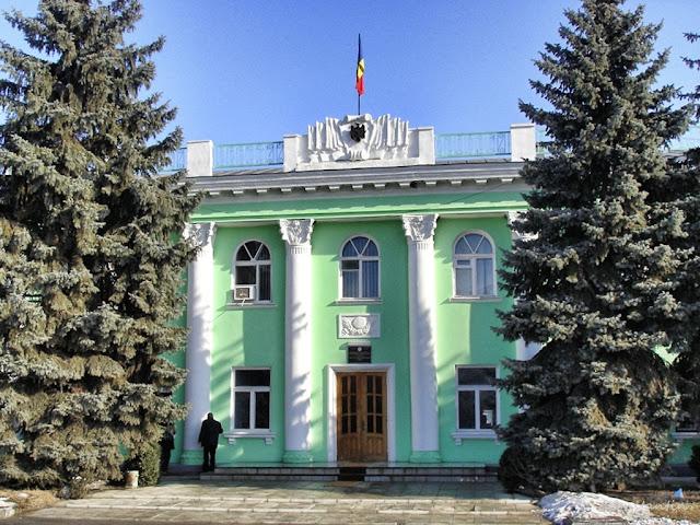 Primãria din Ungheni (Rep. Moldova) - blog Foto-Ideea