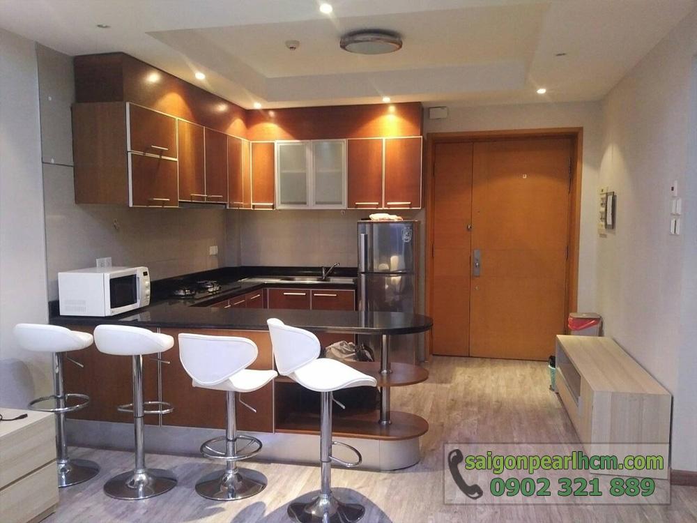 Saigon Pearl cho thuê căn hộ 2PN Topaz 2 tầng 9