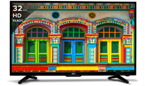 BPL 32inch Vivid BPL080D51H HD Ready LED TV For Rs 12490 (Mrp 19990) at Amazon