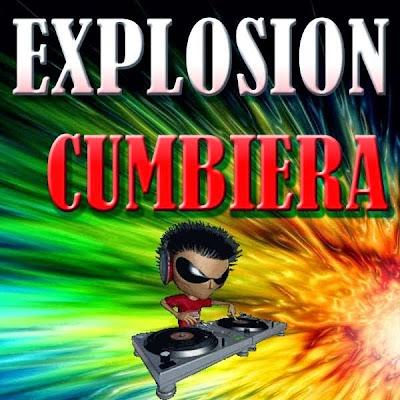 Explosion Cumbiera [Exclusivo] Dj Kairuz Mixer Zone (2014)
