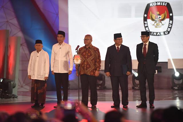 Debat Pilpres Selanjutnya, Panelis Diminta Bertanya Langsung pada Kandidat