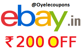 Ebay 200 off on 600 coupon codes