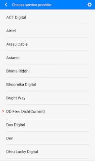 Mi mobile remote options / Mi mobile remote ka vikalp.