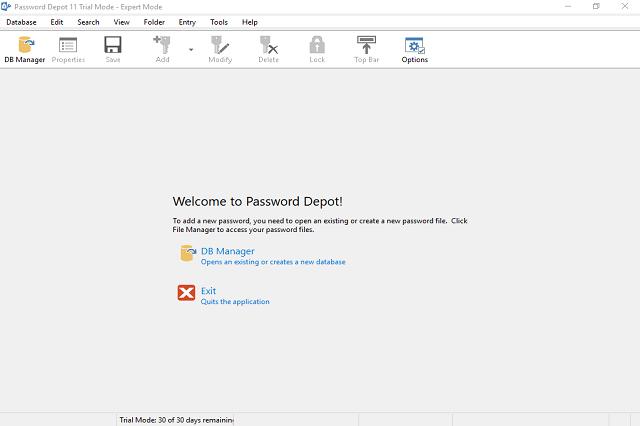 تحميل برنامج حماية الملفات من خلال كلمات سر قوية Password Depot للويندوز