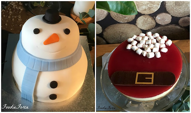 Novelty Christmas Cakes