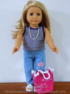 American Girl Doll Clothes Tank Top