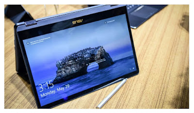 Laptop ZenBook Flip S dan Spesifikasinya