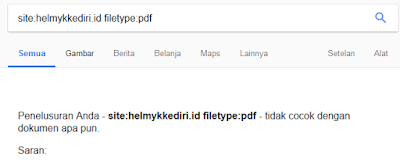 menggunakan operator pencarian googlex
