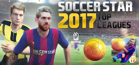 Soccer Star 2017 Top Leagues v0.4.5 Apk Mod [Gemas Ilimitadas]