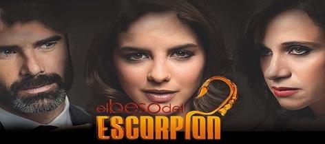 El Beso Del Escorpión Capítulo 16 Lunes 12 de Setiembre del 2016