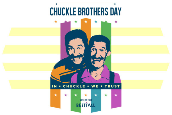 chuckle brothers camp bestival
