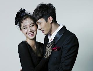 artis korea yg menikah dgn sesama artis