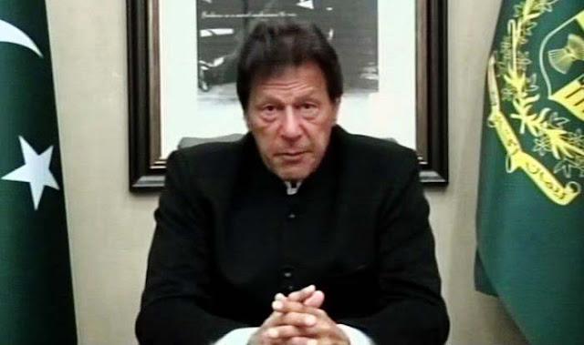 इमरान खान ने पीएम मोदी से लगाई शांति की गुहार
