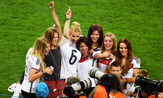 Germany's WAGs
