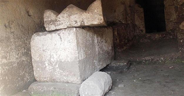 133 rock-cut tombs discovered in south-eastern Turkey
