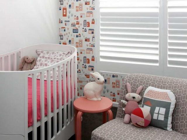 Baby Room Decor: Make a Cozy Room Baby Room Decor: Make a Cozy Room pink and grey nursery Ideas for small room decor