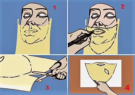 istruzioni-fare-barba-finta-brizzolata-travestimento