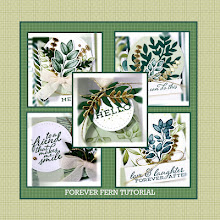 June 2020 Forever Fern Tutorial