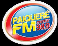 Rádio Paiquerê FM de Londrina PR ao vivo