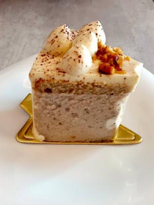 Dulcet & Studio Hazelnut Chiffon Cake