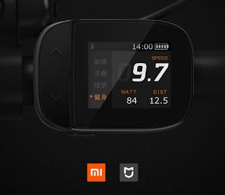 Xiaomi Mi QiCycle, Sepeda Lipat Bertenaga Listrik Diperkenalkan, Harga?