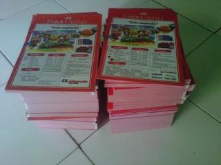 jasa percetakan brosur palembang