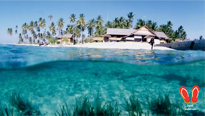 laut pulau wangi-wangi